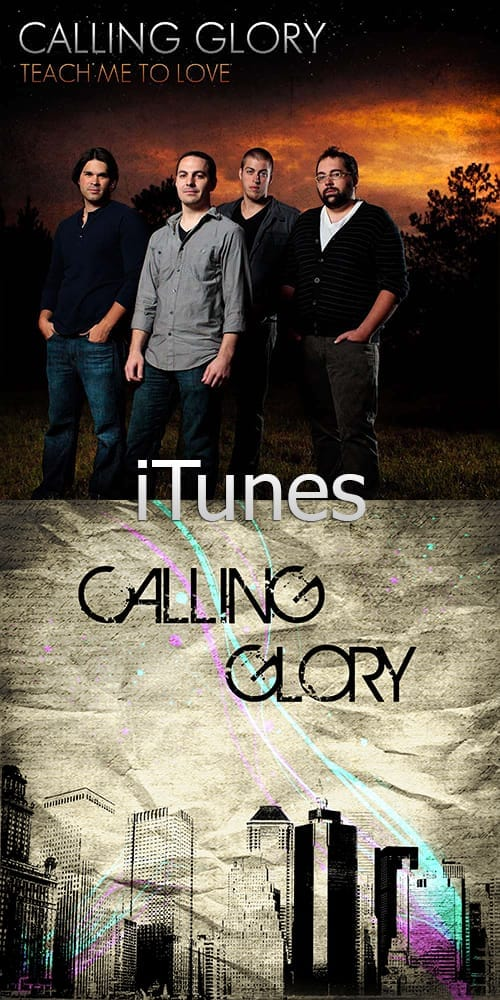 Calling Glory Christian Rock Band
