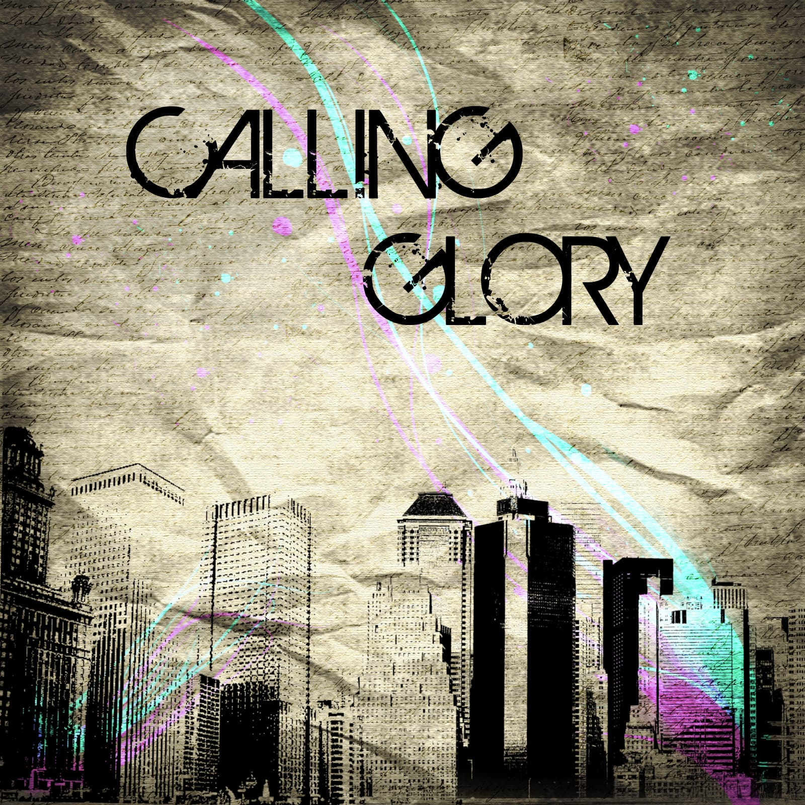 Christian Rock Bands in Tennesse, Calling Glory