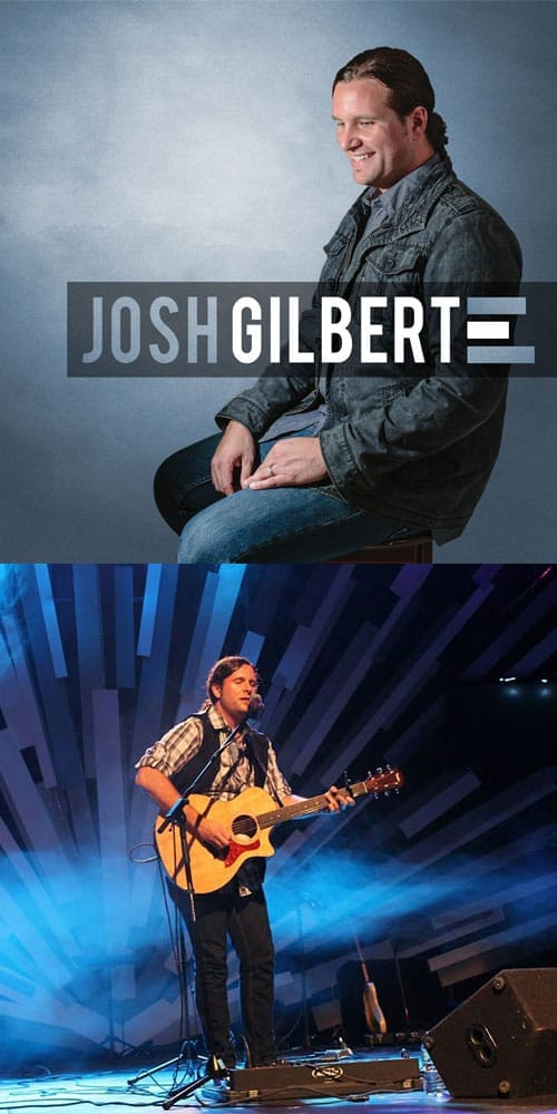 Book Christian Band Josh Gilbert - Soncured Records